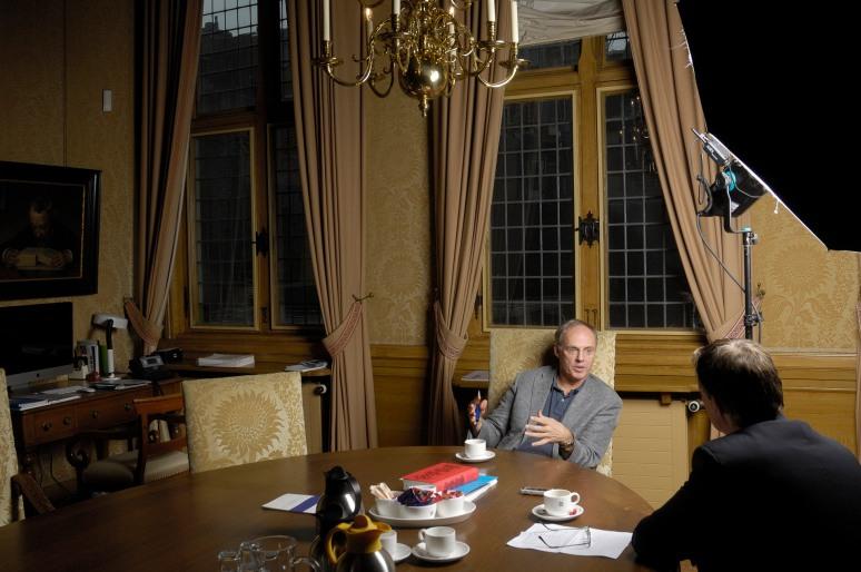•Trippenhuis Amsterdam, interview door Peter Boorsma voor Nefarma& Date: 05-12-12 Time: 14:52:37