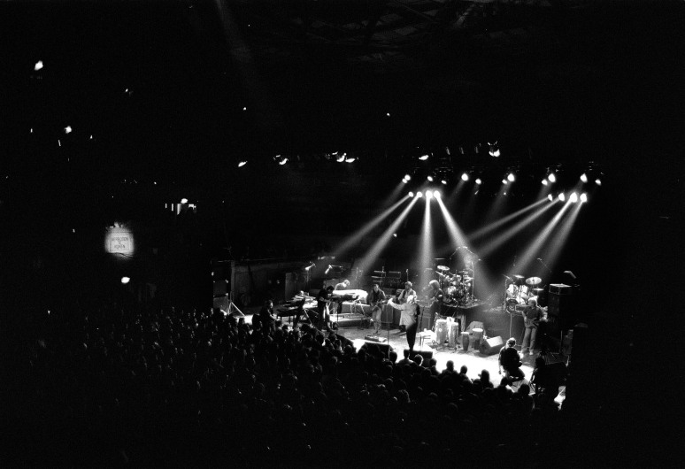 • 'Harry Muskee Jubilee Concert'  1990