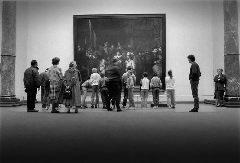 • Rijksmuseum 16 februari 1990