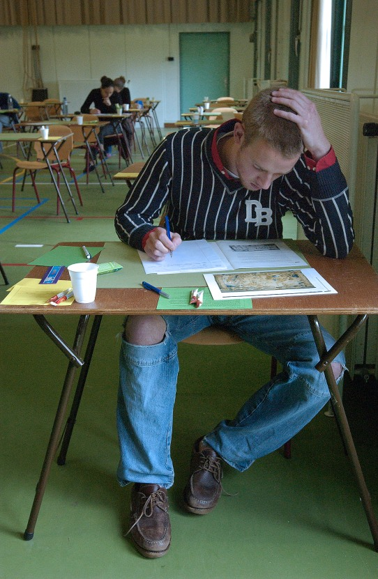 • Dalton Scholengemeenschap Den Haag, 30 mei 2002