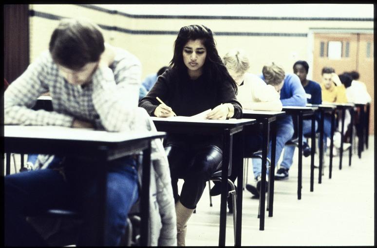 • Johan de Witt College Den Haag, 27 mei 1983