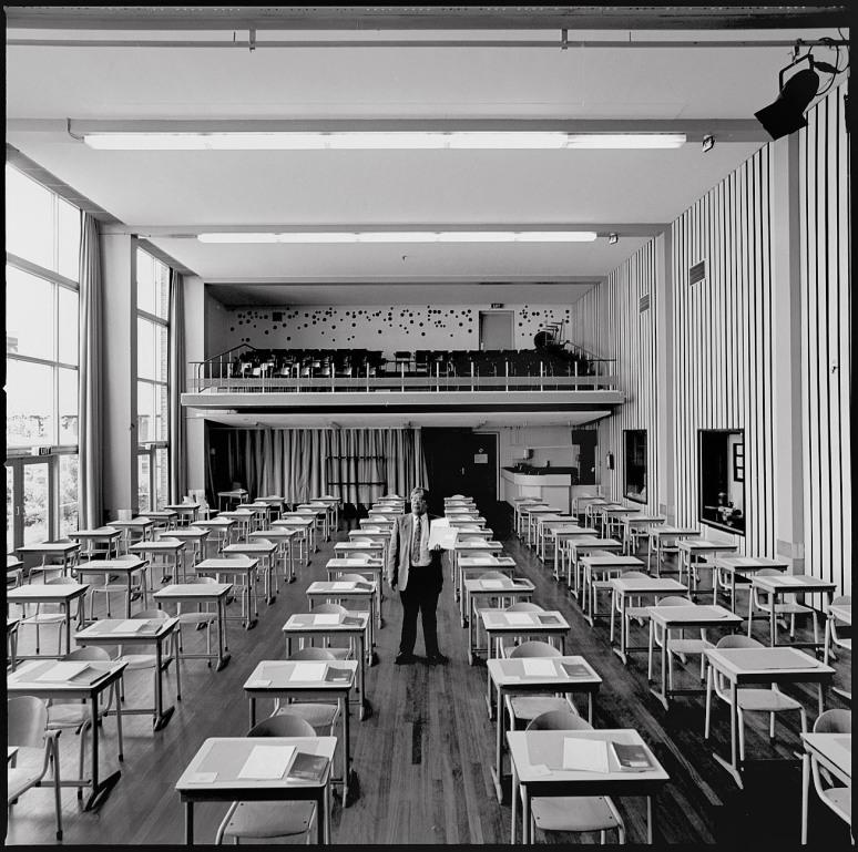 • Simon Stevin College, Den Haag 1992