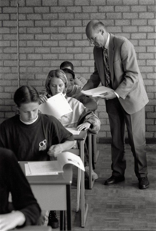 • Walburg College Zwijndrecht, 20 mei 1997