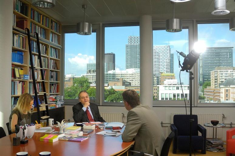 • Prof. dr. A.F.M. Brenninkmeijer, interview door Peter Boorsma voor Nefarma&, Date: 14-08-13 Time: 09:10:57