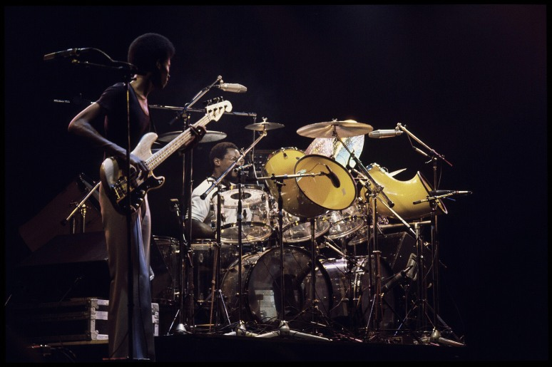 • The Billy Cobham / George Duke Band, Amsterdam 1976