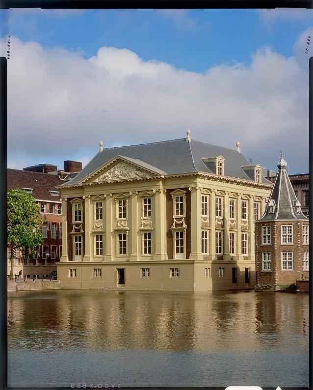 • Mauritshuis augustus 1987